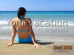 Beach Vacation Demo Image